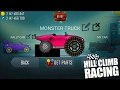 Hill Climb Racing Garage Monster Truck Update Create Your Own Unique Vehicle