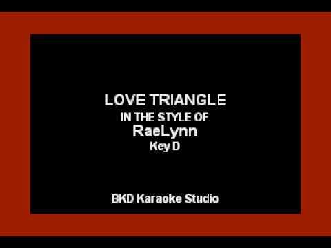 Cover Lagu Love Triangle (In the Style of Raelynn) (Karaoke with Lyrics) STAFABAND