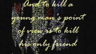 Blue October - Tomorrow - Lyrics