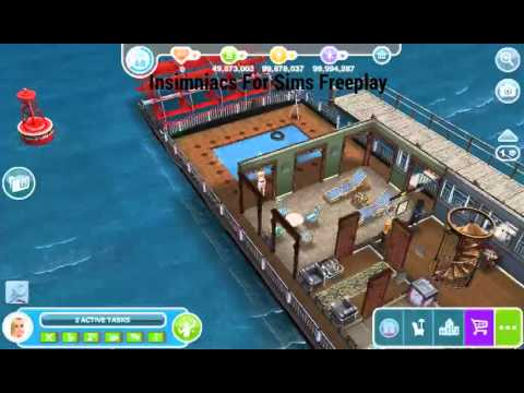 The Sims Freeplay VIP Hack 2015 ™©
