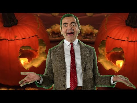 Halloween Bean | Handy Bean | Mr Bean Official