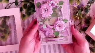 Обзор работ к 8 Марта и не только  Шоколадницы, открытки