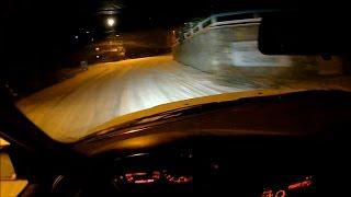 Snow Drift POV BMW E36 AutoengineeR