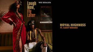 Wiz Khalifa - Royal Highness (ft. Casey Veggies) [Official Audio]