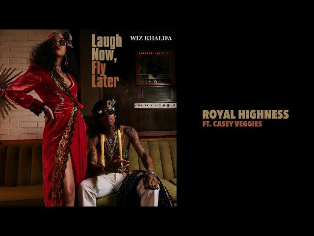 Wiz Khalifa - Royal Highness (ft. Casey Veggies) [Official Audio]