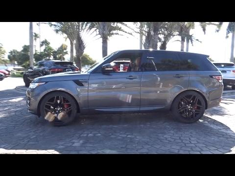 Warren Henry Range Rover >> 2017 Land Rover Range Rover Sport Miami, Aventura, Fort Lauderdale, Broward, Miami Beach, FL ...