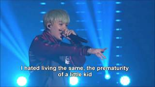 BTS- HIP HOP LOVER CONCERT MIX (2014 TO 2017) ENG SUB