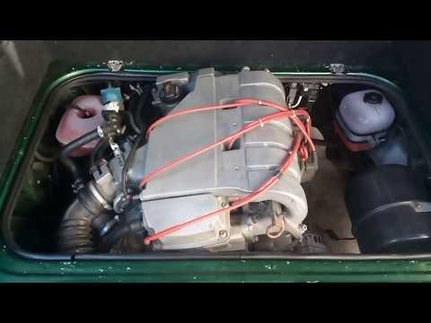 VW transporter t3 VR6 2.8 AES / AAA на Январе 5.1