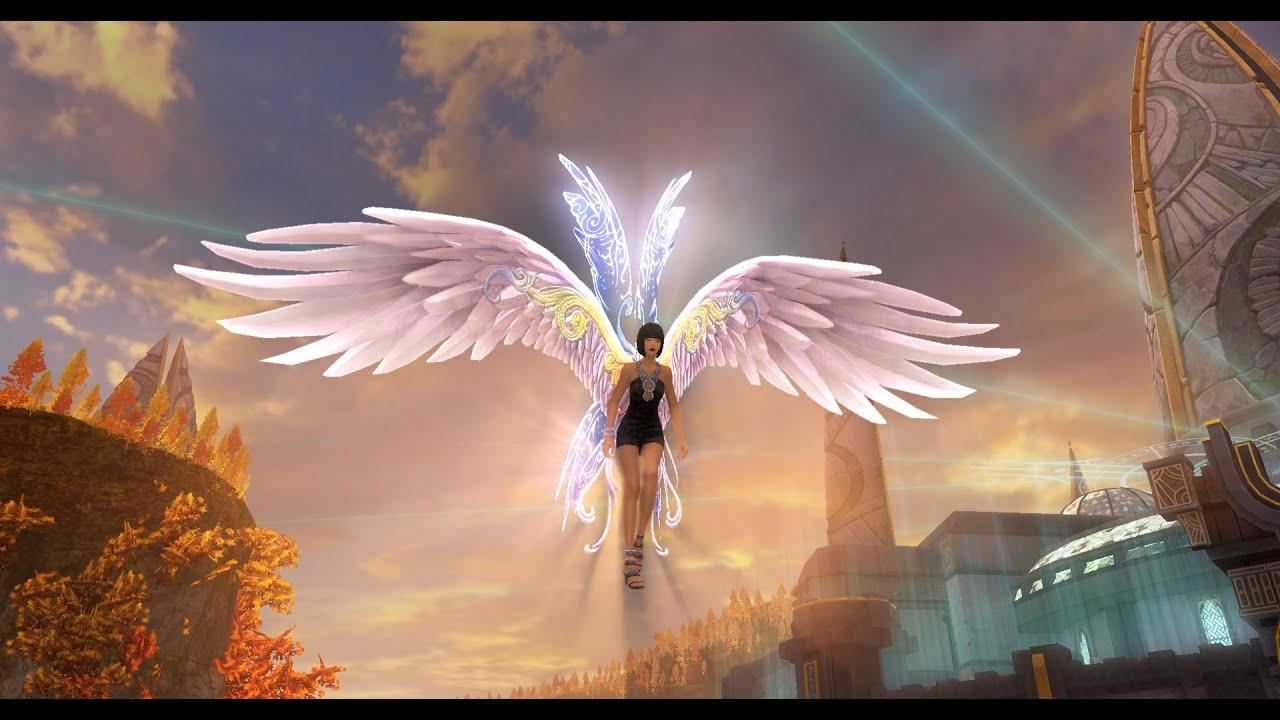 Wings | Aion Wiki | FANDOM powered by Wikia