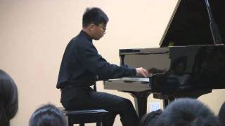 "Matthew Sun - Beethoven Sonata in F minor ""Bonn"" WoO.47 #2 - 2011 Winter Olympics"