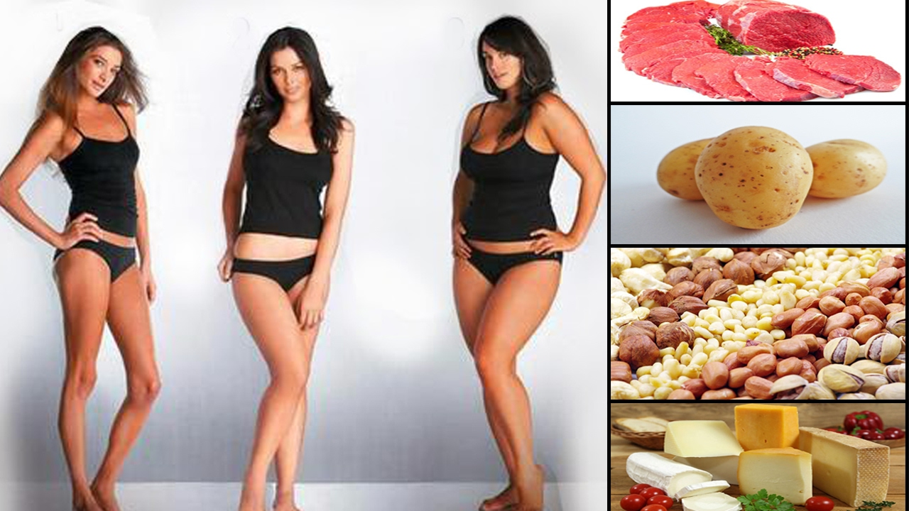 How to gain weight quickly with natural healthy foods