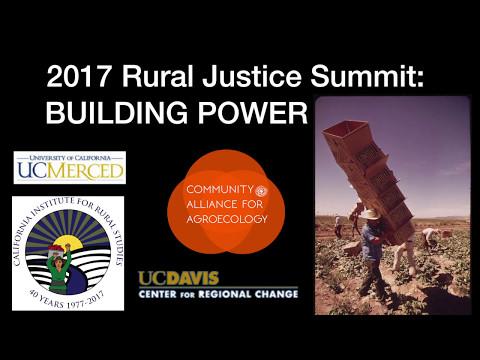 Research for Social Justice: Don Villarejo