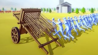 Video GUNS AND ARROWS | Totally Accurate Battle Simulator #5 download MP3, 3GP, MP4, WEBM, AVI, FLV November 2017