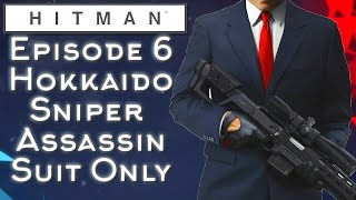 Hitman Sniper Assassin Suit Only Hokkaido Episode 6 (Hitman 2016)