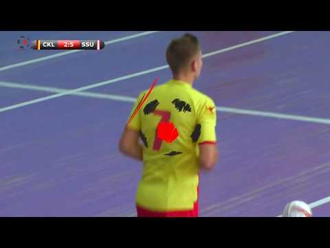 Обзор матча Ciklum United - Spilna Sprava United #itliga (15 сезон, осень 2017 года)