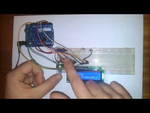 Wyświetlacz LCD | #26 [Arduino]
