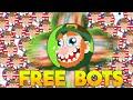 AGAR.IO - 500 Free 132 mass bots?! // INSANE BOT GAMEPLAY