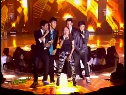 Charice sings Gold Digger Glee Version