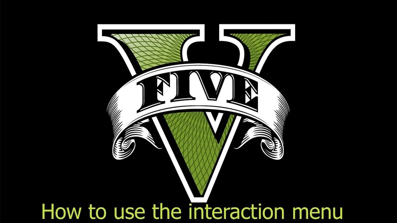 How to use the interaction menu in gta 5 youtube how to use the interaction menu in gta 5 buycottarizona Images