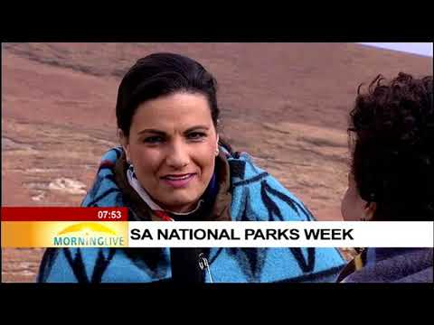 SanParks national parks free of charge for a week
