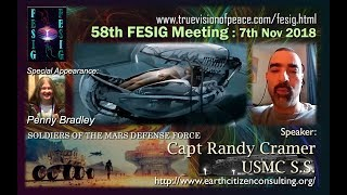 FESIG 58thMeeting Capt Randy Cramer on Holographic Med Beds & SSP Propulsion Systems