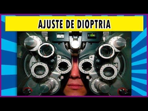 Ajuste de Dioptria - como fotografar sem precisar dos óculos