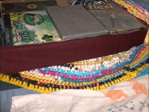 R1 como hacer zapatera aprovechar espacios reciclando for Como hacer una zapatera
