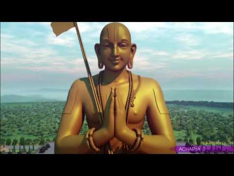 Ramanuja Sahasrabdi Millenium Celebrations!  Statue of Equality  Chinna Jeeyar Swamy  Jet World