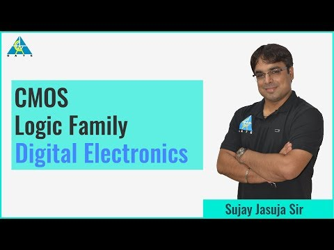 CMOS Logic Family | Digital Electronics