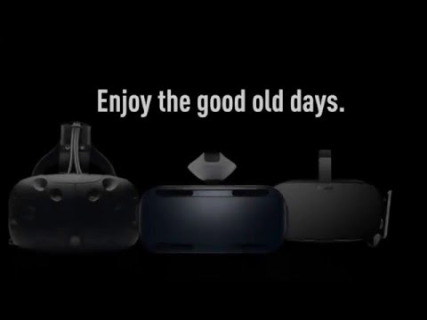 Virtual Reality Launch Day / Do Not Underestimate the Gravity of VR