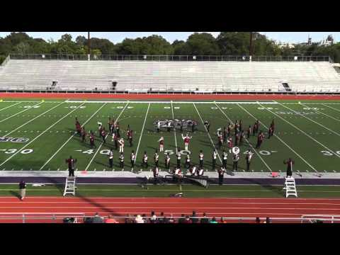 Silsbee High School Band 2015 - UIL Region 10 Marching Contest