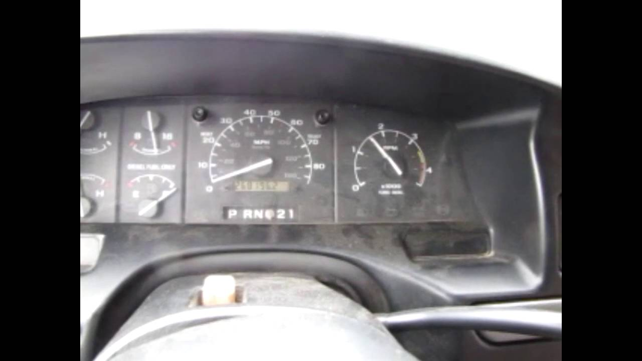 hight resolution of 1995 f250 7 3l diesel erratic shifting