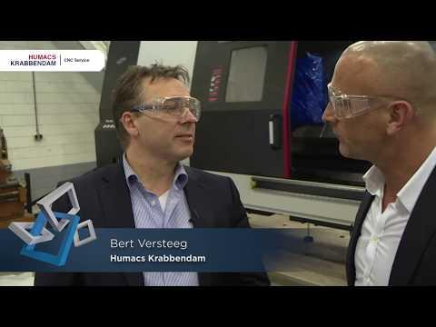 Humacs Krabbendam bij Ondernemen doen we zo op RTL7