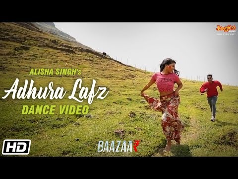 Adhura Lafz | Dance Video | Rahat Fateh Ali Khan | Baazaar |Alisha Singh