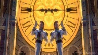 love is an open door wtf Hans and Hans