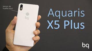 bq aquaris x5 plus   el mvil que quiere dejar huella