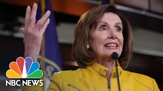 Nancy Pelosi: Everyone Should Be 'Appalled' By Trump Saying He Would Take Foreign Intel | NBC News