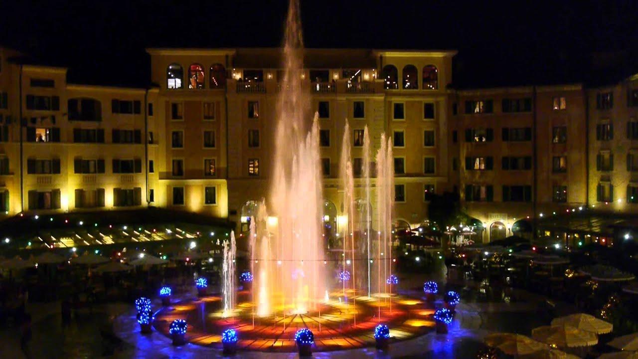 Europa park font nen show hotel colosseo full hd youtube - Hotel colosseo europa park ...