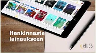 E-kirjoja käyttämään - Ellibs