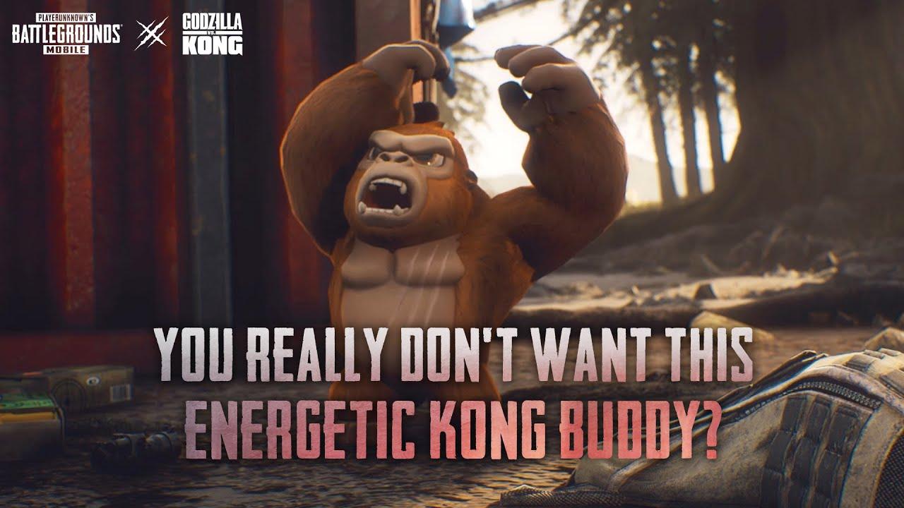 PUBG MOBILE | Kong Buddy