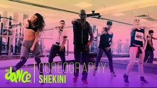 Shekini - PSquare - Coreografía - FitDance Life