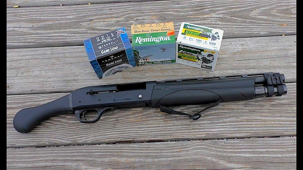 First shots: Remington V3 Tac 13