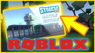 **NEW** ROBLOX FORTNITE!? STRUCID BATTLE ROYALE?!