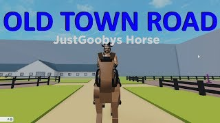 OLD TOWN ROAD REMIX ROBLOX [Visualizer]