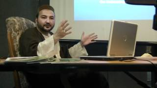 Hadith 4 part 2 on 40 Sign of Day of Judgement by Sheikh Atabek Shukurov Nasafi