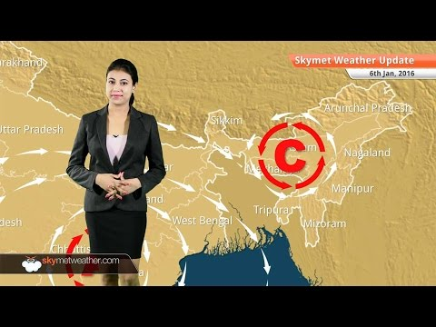 Weather Forecast for January 6: Rain and snow in Jammu and Kashmir, Himachal Pradesh