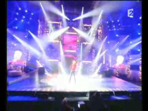Celine Dion Je t'aime encore Live