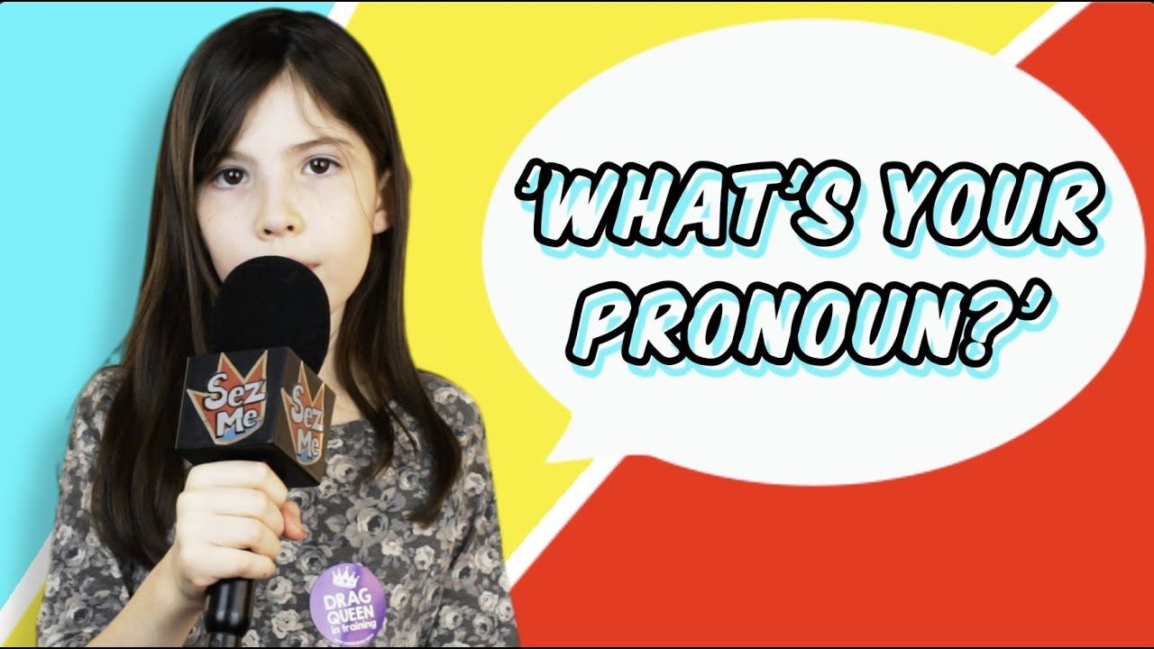 Let's talk about PRONOUNS with Neko, Miz Jade and special guest Marci  Blackman!