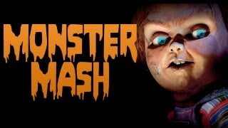 Monster Mash #5 - Child's Play | WWE '12 Chucky vs The Big Show