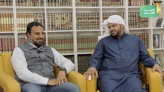 لقاء   أ. حسين عبدالرازق أ. أحمد السيد